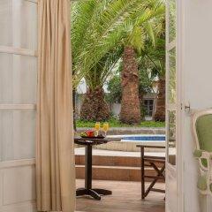 Отель Mediterranean White Остров Санторини удобства в номере