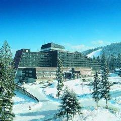 Отель Samokov Болгария, Боровец - 1 отзыв об отеле, цены и фото номеров - забронировать отель Samokov онлайн приотельная территория