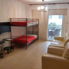 Отель St. Mamas Apts Кипр, Ларнака - отзывы, цены и фото номеров - забронировать отель St. Mamas Apts онлайн комната для гостей фото 5