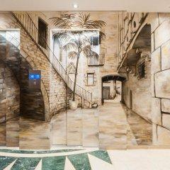 Отель Gotico Испания, Барселона - 11 отзывов об отеле, цены и фото номеров - забронировать отель Gotico онлайн интерьер отеля фото 3