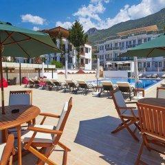 Kalkan Dream Hotel пляж фото 2