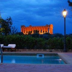 Villa Athena Hotel Агридженто бассейн фото 2