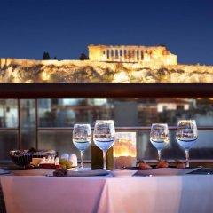 Отель Melia Athens Греция, Афины - 3 отзыва об отеле, цены и фото номеров - забронировать отель Melia Athens онлайн питание фото 3