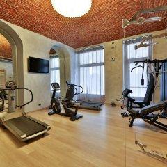 Best Western Plus Hotel Genova фитнесс-зал фото 4
