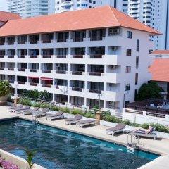Отель Jomtien Plaza Residence бассейн