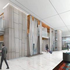 Отель Residence Inn by Marriott Washington Downtown/Convention Center США, Вашингтон - отзывы, цены и фото номеров - забронировать отель Residence Inn by Marriott Washington Downtown/Convention Center онлайн интерьер отеля фото 2
