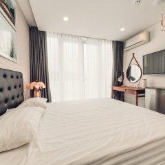 Апартаменты D3 Luxury Como Service Apartment NearD1 комната для гостей фото 3
