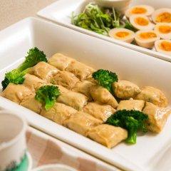 Hotel Sunroute Tochigi Тотиги питание