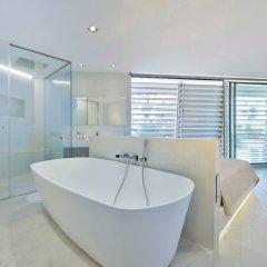 Отель Las Boas Luxury Apartament ванная