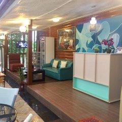Отель Ace Traveller's Inn Филиппины, Пуэрто-Принцеса - отзывы, цены и фото номеров - забронировать отель Ace Traveller's Inn онлайн интерьер отеля