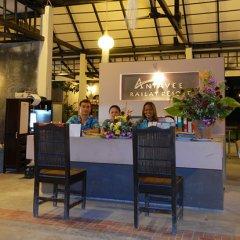 Отель Anyavee Railay Resort интерьер отеля фото 2