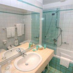 Hotel Del Golfo Проччио ванная