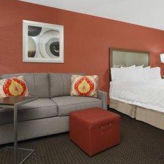 Отель Hampton Inn Columbus-International Airport комната для гостей фото 5