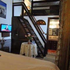 Отель Riad Adarissa Марокко, Фес - отзывы, цены и фото номеров - забронировать отель Riad Adarissa онлайн комната для гостей