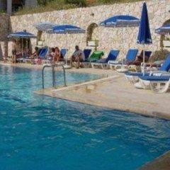 Sevgi Hotel пляж
