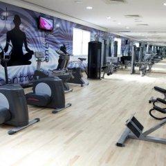 Grand Excelsior Hotel Al Barsha фитнесс-зал фото 2