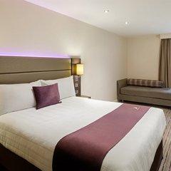 Отель Premier Inn Glasgow (Cambuslang/M74, J2A) Великобритания, Глазго - отзывы, цены и фото номеров - забронировать отель Premier Inn Glasgow (Cambuslang/M74, J2A) онлайн комната для гостей фото 2