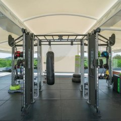 Отель Oceanstone фитнесс-зал фото 2