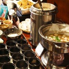 APA Hotel Aomori-Ekihigashi питание фото 3