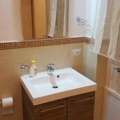 Отель B&B Kristal Италия, Чинизи - отзывы, цены и фото номеров - забронировать отель B&B Kristal онлайн ванная фото 3