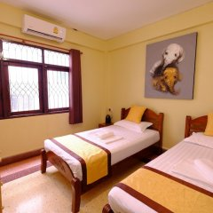 Отель Midsummer Night Hostel Таиланд, Бангкок - отзывы, цены и фото номеров - забронировать отель Midsummer Night Hostel онлайн комната для гостей