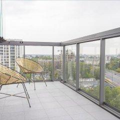 Отель Novis Apartments Panorama View Польша, Варшава - отзывы, цены и фото номеров - забронировать отель Novis Apartments Panorama View онлайн фото 29