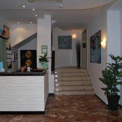 Hotel Villa Del Parco Римини интерьер отеля фото 2