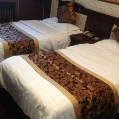 Отель Beijing Huiqiang Hotel (Beijing Terminal 1) Китай, Пекин - отзывы, цены и фото номеров - забронировать отель Beijing Huiqiang Hotel (Beijing Terminal 1) онлайн комната для гостей фото 3