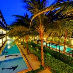 Aranta Airport Hotel бассейн
