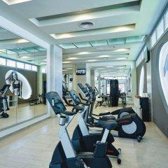 Отель Riu Bambu All Inclusive фитнесс-зал