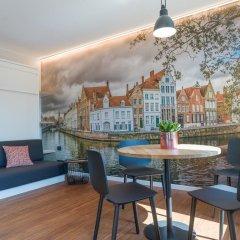 Отель Marcel Бельгия, Брюгге - 1 отзыв об отеле, цены и фото номеров - забронировать отель Marcel онлайн гостиничный бар