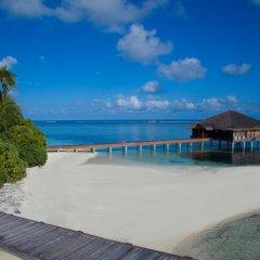 Отель Medhufushi Island Resort бассейн фото 2
