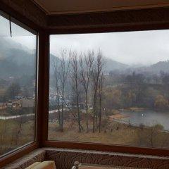 Отель Crystal Болгария, Смолян - отзывы, цены и фото номеров - забронировать отель Crystal онлайн балкон