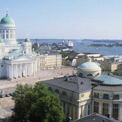 Hotel Haven Helsinki Хельсинки пляж