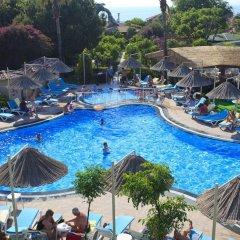 Can Garden Beach Турция, Сиде - отзывы, цены и фото номеров - забронировать отель Can Garden Beach онлайн фото 14