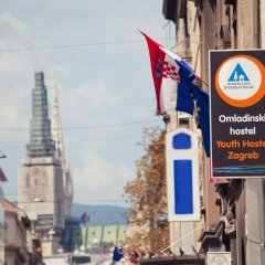 Youth Hostel Zagreb спа