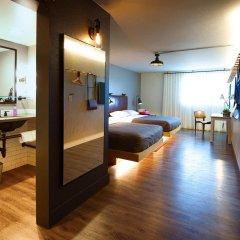 Отель MOXY Phoenix Tempe/ASU Area комната для гостей фото 4