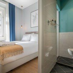 Отель Esqina Urban Lodge Португалия, Лиссабон - отзывы, цены и фото номеров - забронировать отель Esqina Urban Lodge онлайн ванная