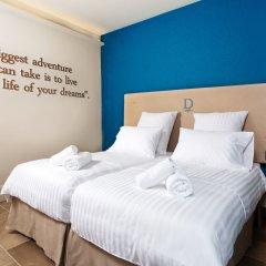 Отель Ddream Hotel Мальта, Сан Джулианс - отзывы, цены и фото номеров - забронировать отель Ddream Hotel онлайн комната для гостей фото 5