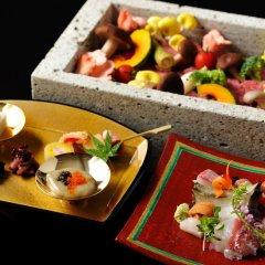 Отель Hoshino Resorts KAI Nikko Никко питание фото 3