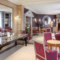 Hotel Trianon Rive Gauche питание фото 3