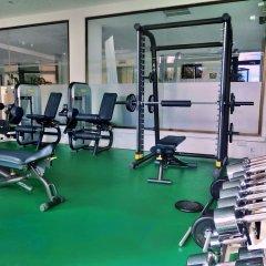 Отель Grecian Bay Айя-Напа фитнесс-зал фото 2