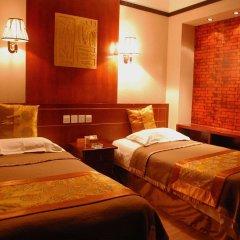 Отель Xiao Yuan Alley Courtyard Hotel Китай, Пекин - отзывы, цены и фото номеров - забронировать отель Xiao Yuan Alley Courtyard Hotel онлайн комната для гостей фото 4