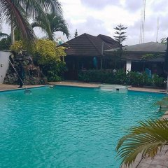 Psalm Hotel Энугу бассейн