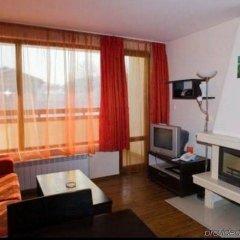 Апартаменты Mountview Lodge Apartments Банско комната для гостей