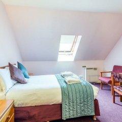 Отель Kenneth Mackenzie Великобритания, Эдинбург - отзывы, цены и фото номеров - забронировать отель Kenneth Mackenzie онлайн комната для гостей