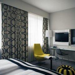 Отель Vienna House Andel´s Berlin 4* Стандартный номер фото 2