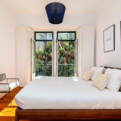 Апартаменты Mouraria Deluxe Apartment комната для гостей фото 2