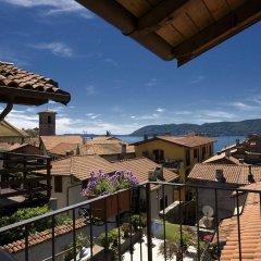 Отель Affittacamere Piazza Италия, Вербания - отзывы, цены и фото номеров - забронировать отель Affittacamere Piazza онлайн балкон