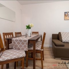 Апартаменты P&O Apartments Kasprzaka 1 комната для гостей